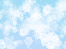 Winter  screensavers  nfsSnowfallBlue
