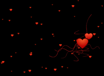 St. Valentines  screensavers  nfsSpaceHeart
