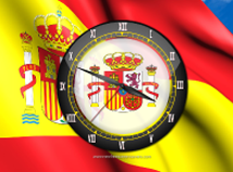 Spain  screensavers  nfsSpainAnalogClock