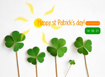 St. Patrick`s Day  screensavers  nfsStPatricksdaySun