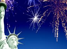 Independence Day  screensavers  nfsStatueofLibertySalute