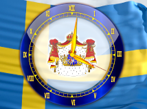Sweden  screensavers  nfsSwedenAnalogClock