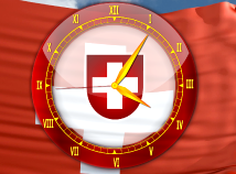 Switzerland  screensavers  nfsSwitzerlandAnalogClock