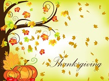 Thanksgiving day  screensavers  nfsThanksgivingAutumn
