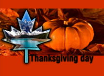 Thanksgiving day  screensavers  nfsThanksgivingDayCanada