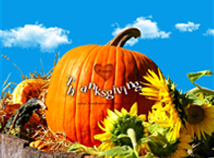 Thanksgiving day  screensavers  nfsThanksgivingDayClouds