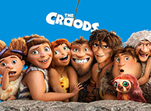 Cartoon and Movie  screensavers  nfsTheCroods