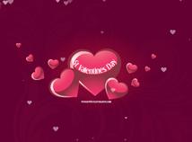 St. Valentines  screensavers  nfsValentineHearts2