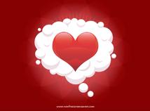 St. Valentines  screensavers  nfsValentineHearts4