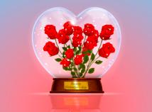 St. Valentines  screensavers  nfsValentineRose