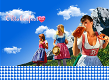 Oktoberfest  screensavers  nfsWiesnLive