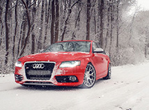 Cars  screensavers  nfsWinterAudi