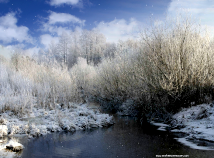 Nature  screensavers  nfsWinterLake