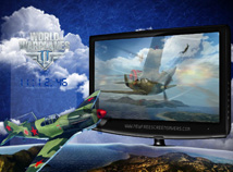 Sport  screensavers  nfsWorldOfWarplanes