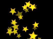 Stars  screensavers  nfsYellowStars