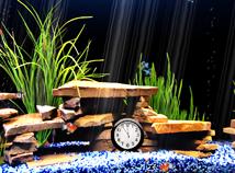 Aquarium01Clock
