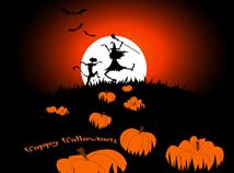 HalloweenNightSilhouettes