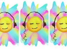 Musik anhören