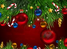 Santa Reflection