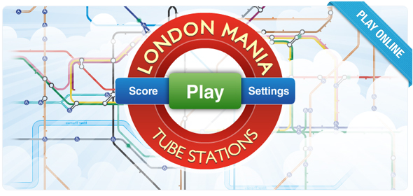 London Mania: Tube Stations